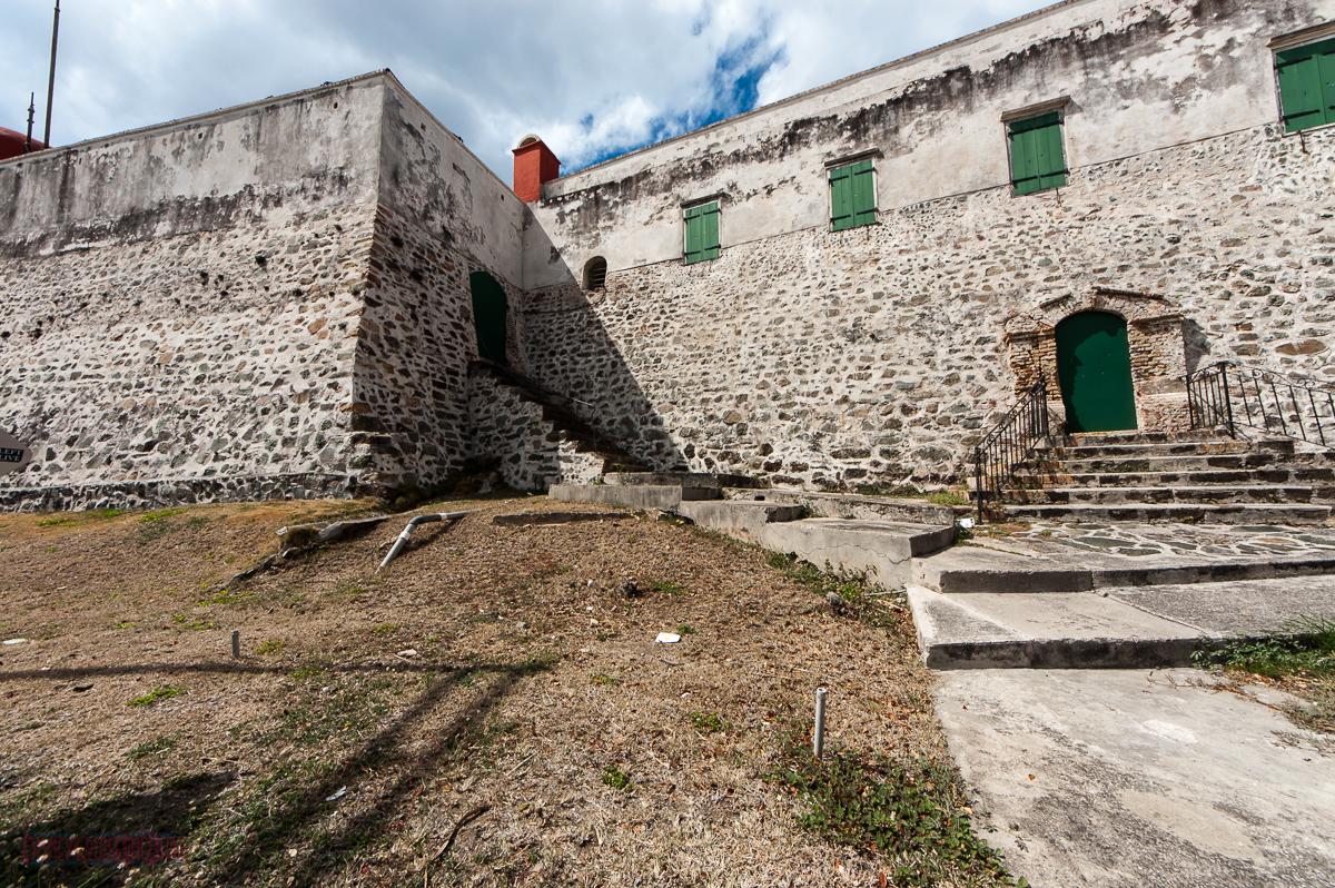 Fort Christian - Charlotte Amalie St Thomas USVI