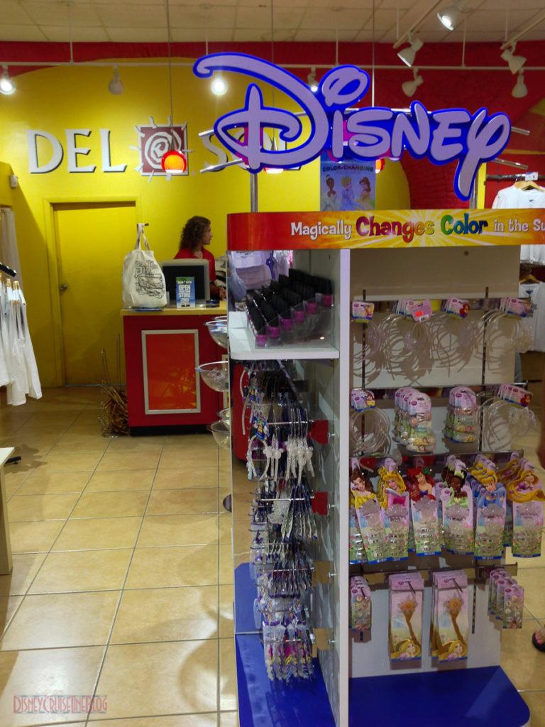 DelSol Disney Display