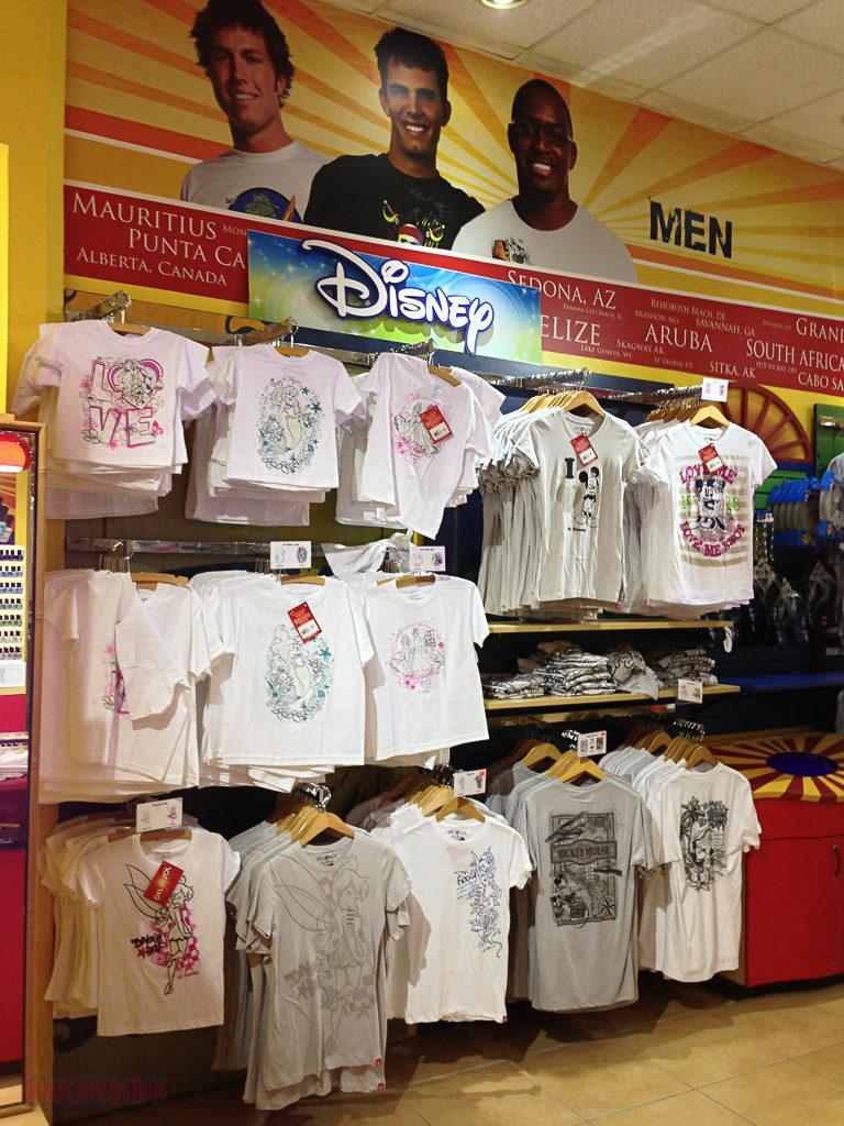 DelSol Disney Shirts