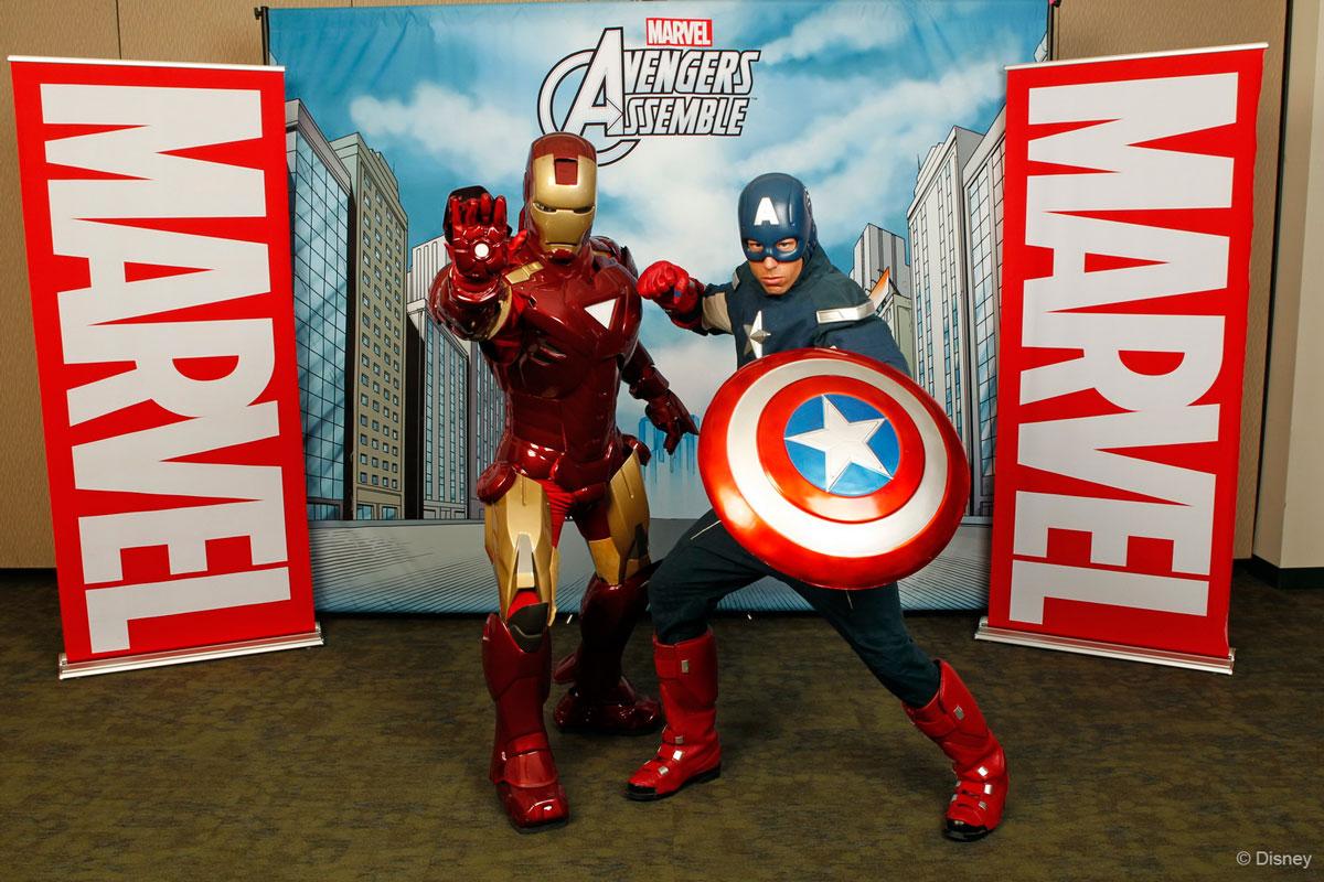will xmen and the avengers meet greet