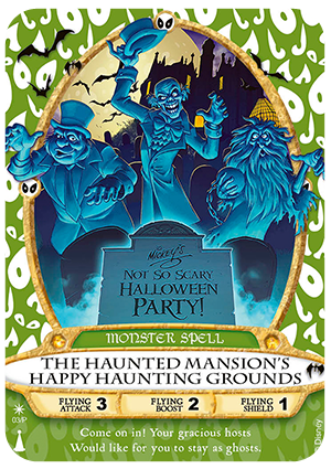 Sorcerers of the Magick Kingdom - 03/P Hitchhiking Ghosts MNSSHP 2013