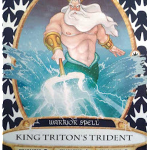 Sorcerers of the Magick Kingdom - 8 King Triton