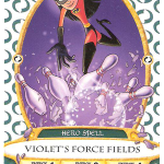 Sorcerers of the Magick Kingdom - 21 Violet