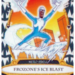 Sorcerers of the Magick Kingdom - 28 Frozone