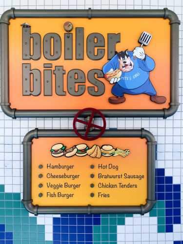 Pete's Boiler Bites Menu Magic July 2015