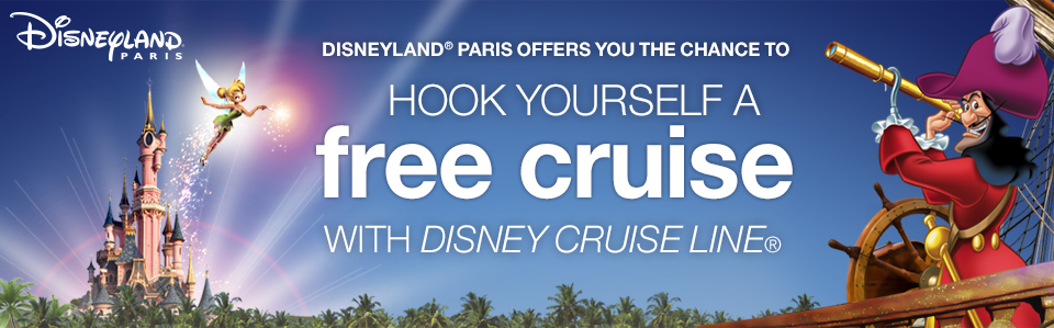 DLP DCL Cruise Giveaway Logo