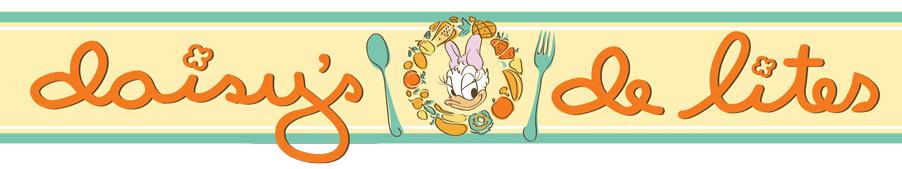 Disney Magic Daisy's Delights Logo