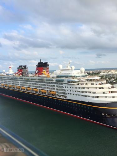 Disney Magic AquaDunk Twist N Spout Port Canaveral