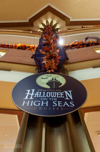 Disney Dream Halloween On The High Seas
