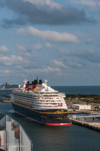 Disney Magic And Freedom Of The Seas From The Disney Dream