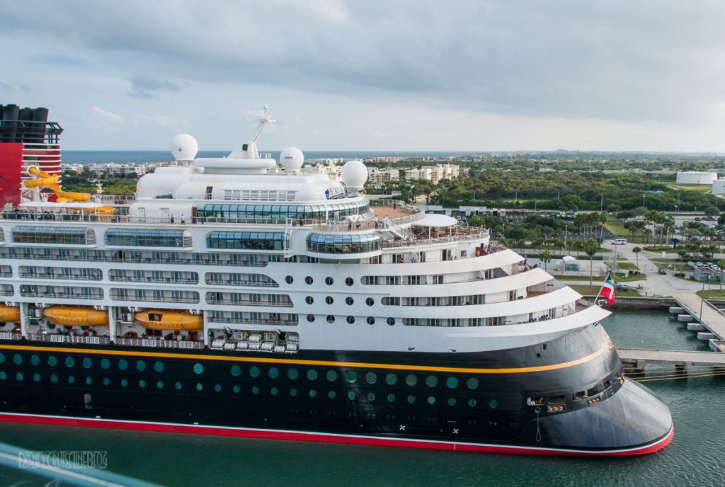 Disney Magic Twist N Spout To Ducktail Port Canaveral