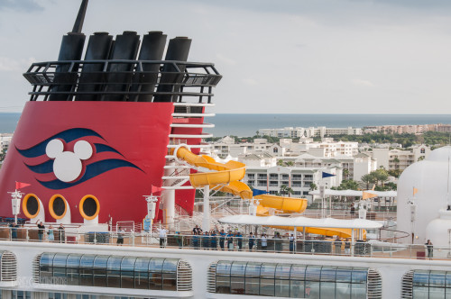 Disney Magic Twist N Spout Port Canaveral