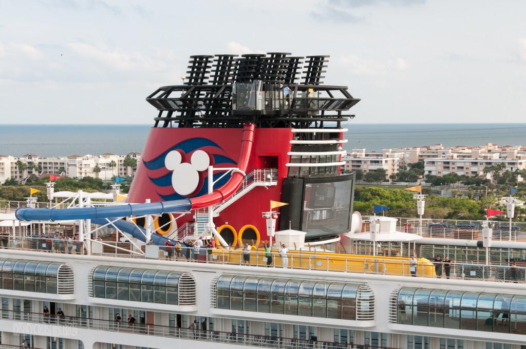 Disney Magic AquaDunk Port Canaveral