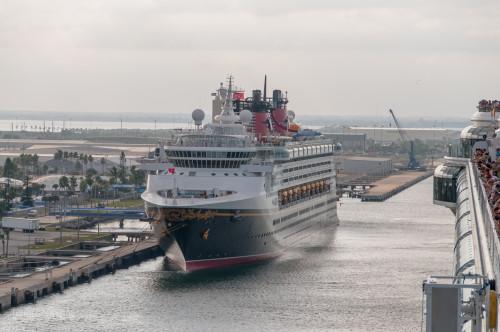Disney Magic Disney Dream Sail Away Port Canaveral