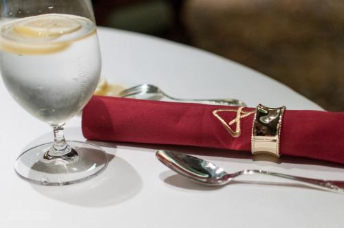 Remy Dessert Napkin