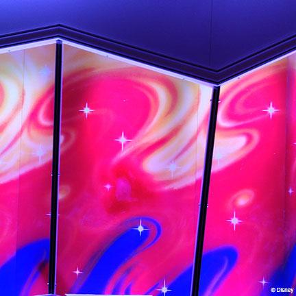 Disney Magic Dry Dock Cadiz DCL Whimsical Panels