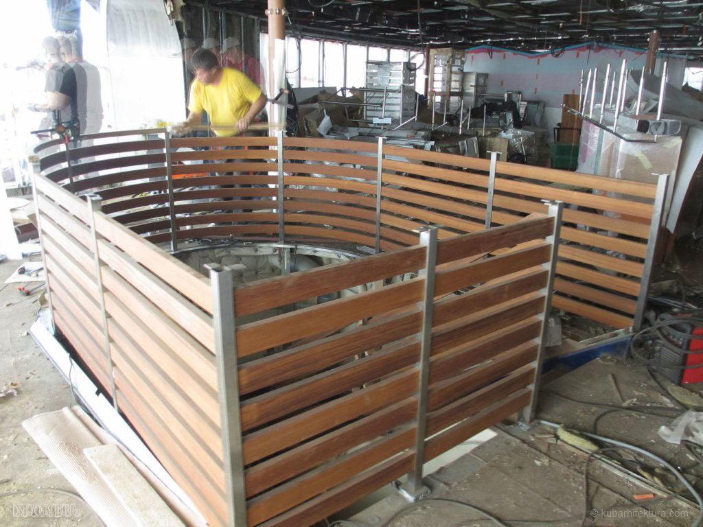 Disney Magic Dry Dock Cadiz KUB Cabanas Aft Stairs