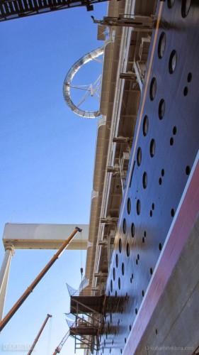 Disney Magic Dry Dock Cadiz KUB Upper Deck AquaDunk Flyout