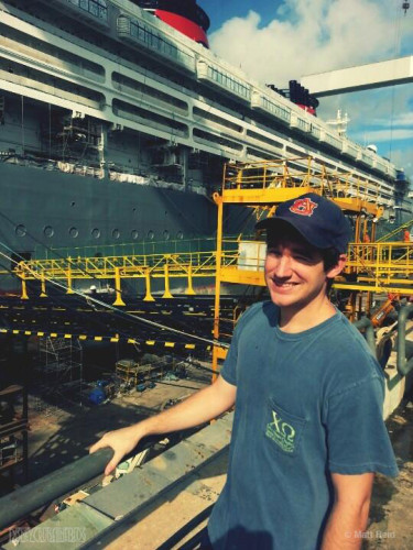 Disney Magic Dry Dock Cadiz Matt Paint Primer Port Alt
