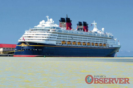 Disney Wonder Jamaica Observer October 2013