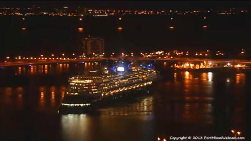 Magic Arrives In Miami