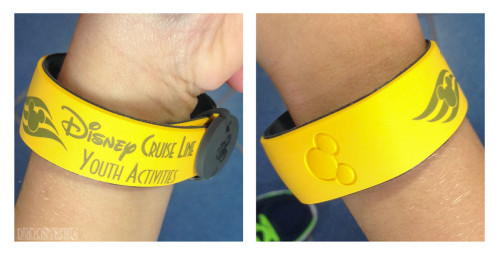 DCL Youth Activities Oceaneer Band MagicBand