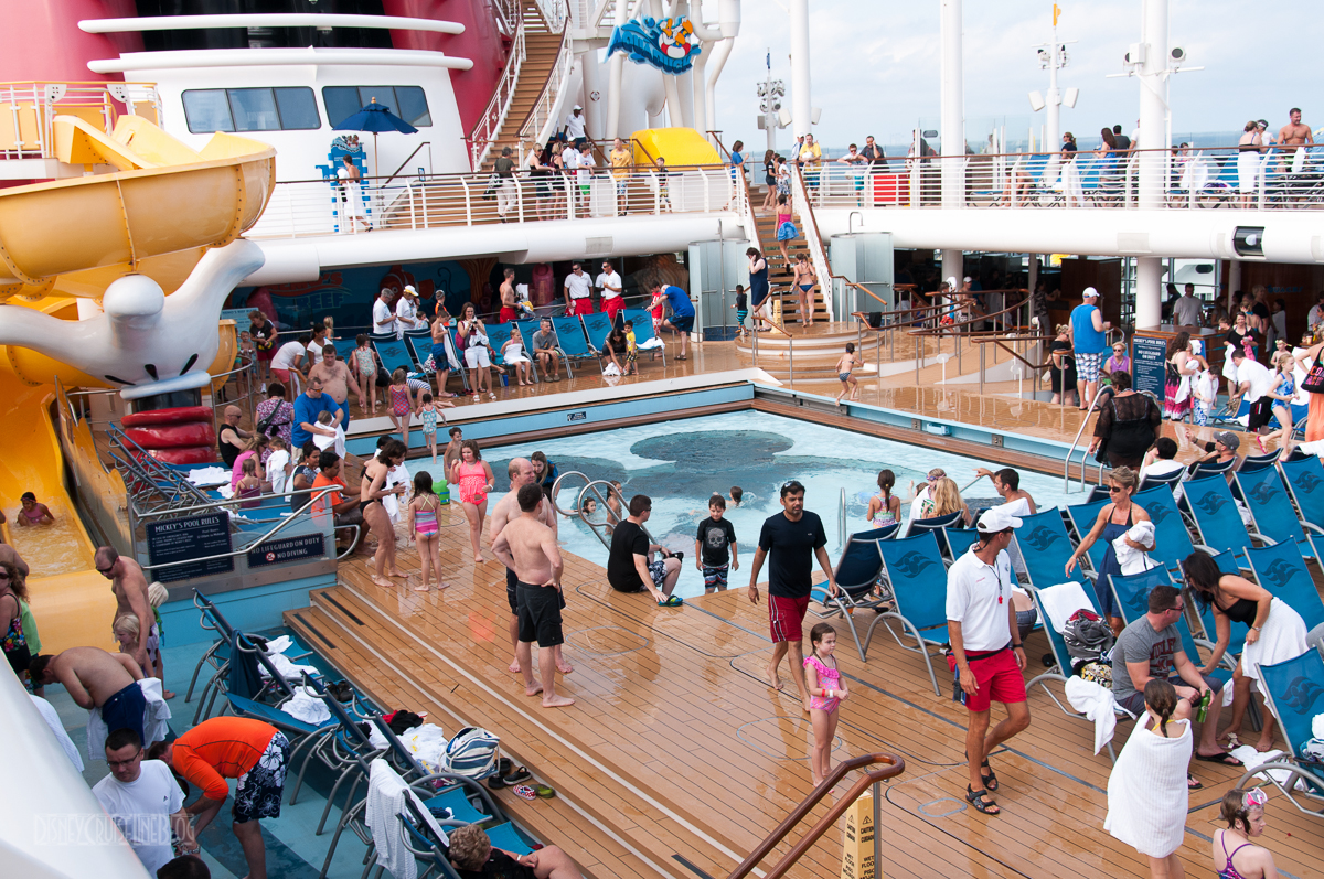 Lifeguards ON DUTY Across The Disney Cruise Line Fleet