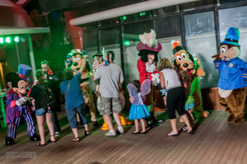 Disney Magic Halloween On The High Seas Costume Parade