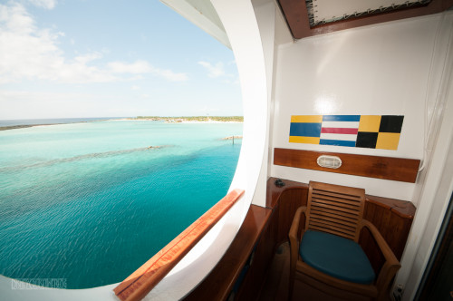 Disney Magic Navigators Verandah Castaway Cay