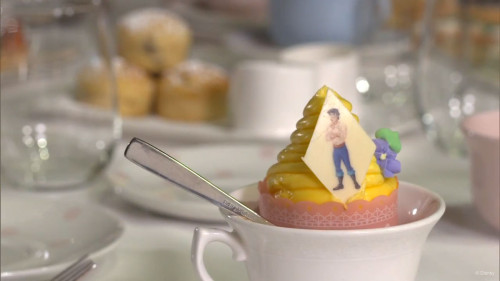 Royal Court Royal Tea Cupcake
