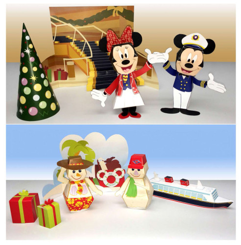 DCL ECompass Winter 2013 Holiday Paper Crafts
