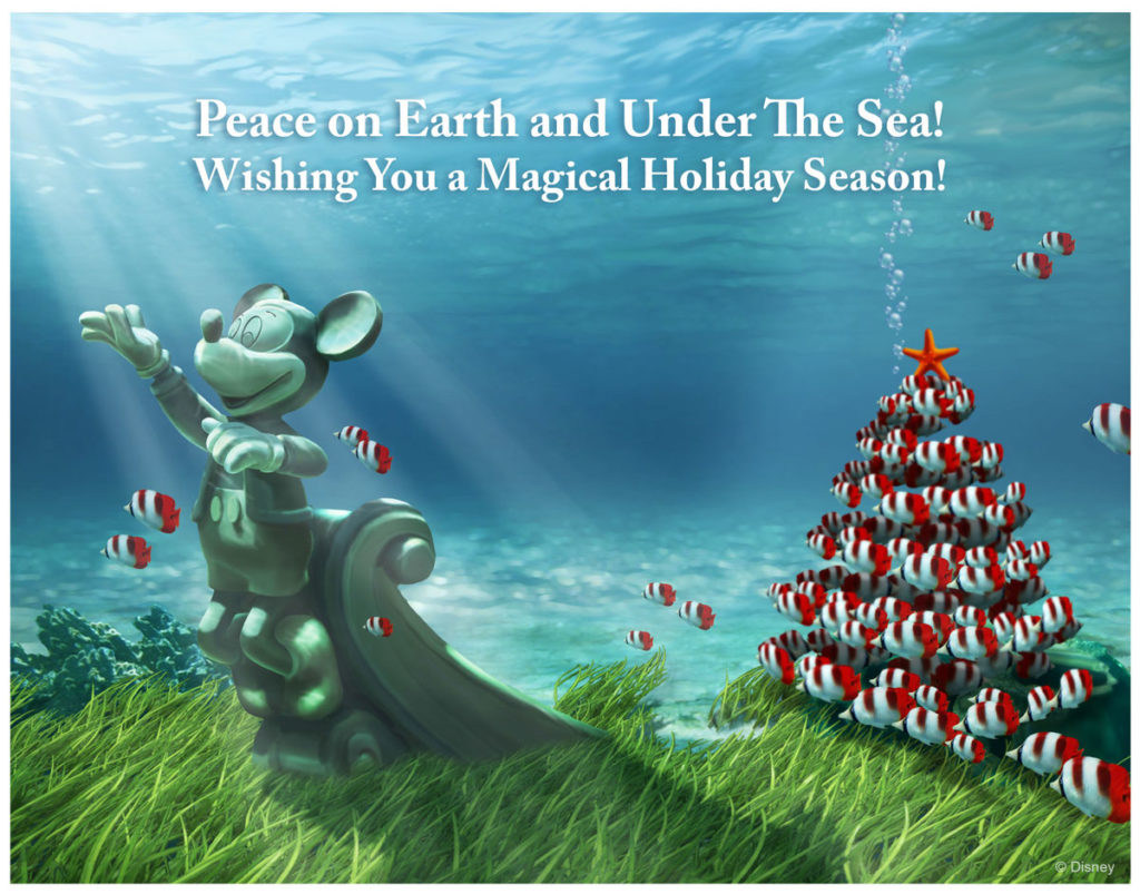 DCL ECompass Winter 2013 Holiday ECard