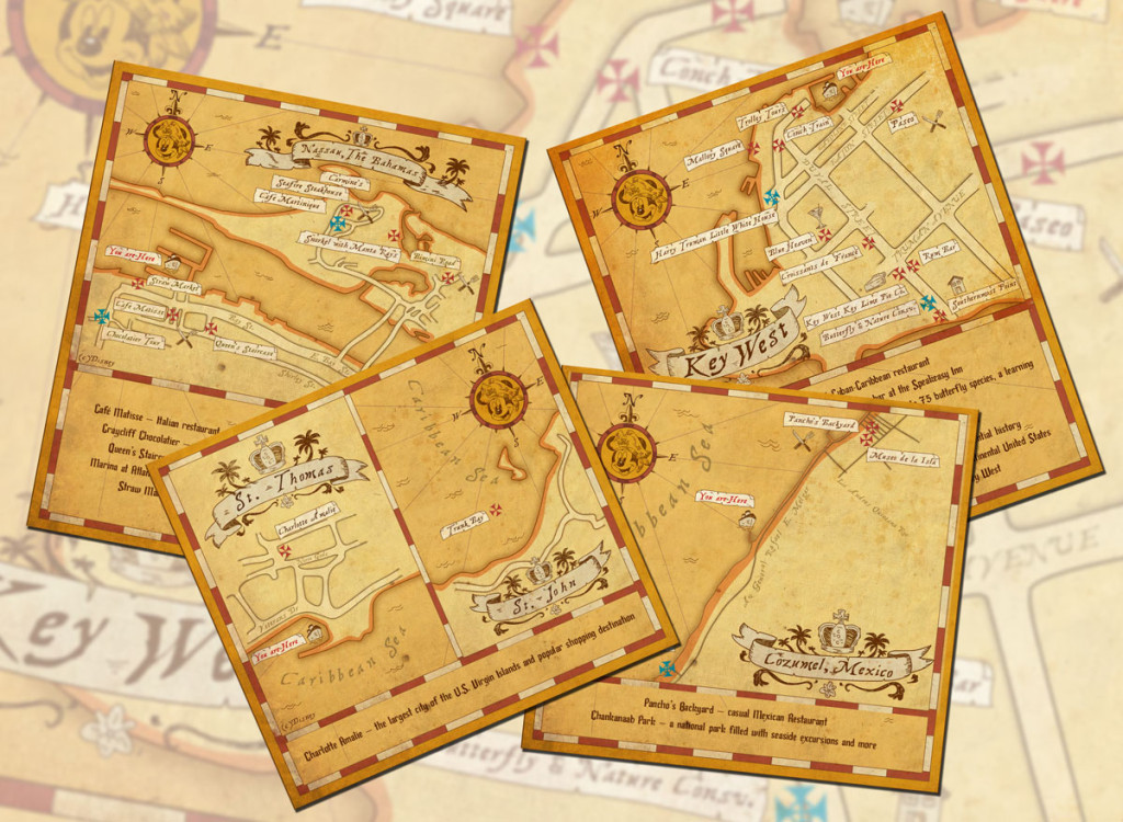 DCL ECompass Winter 2013 Port Maps
