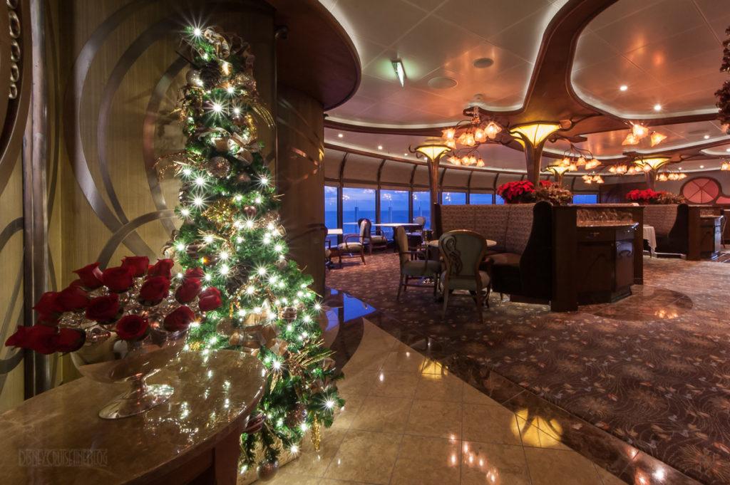 Remy's Christmas Tree Disney Fantasy