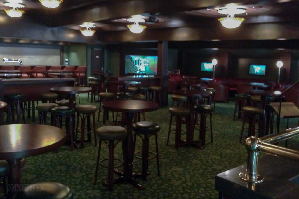 Disney Magic O'Gills Bar