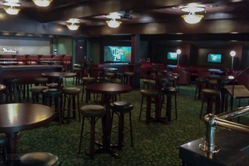 Disney Magic O'Gills Bar