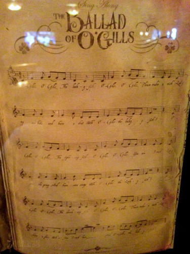 Disney Magic The Ballad Of O'Gills