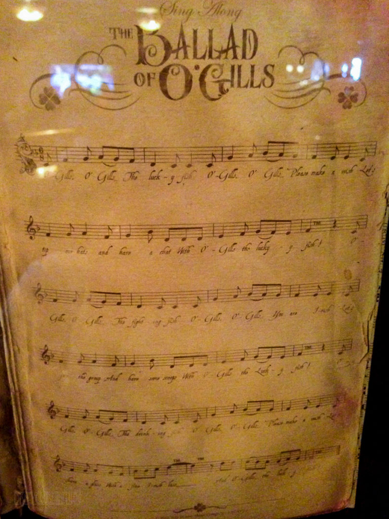 Disney Magic The Ballad Of O'Gills