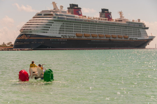 Castaway Cay Aqua Trike Disney Dream