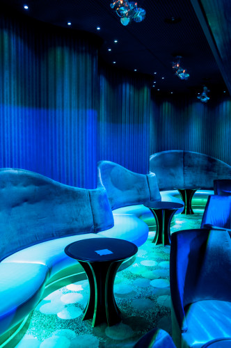 Disney Magic Fathoms Port Bench Seating