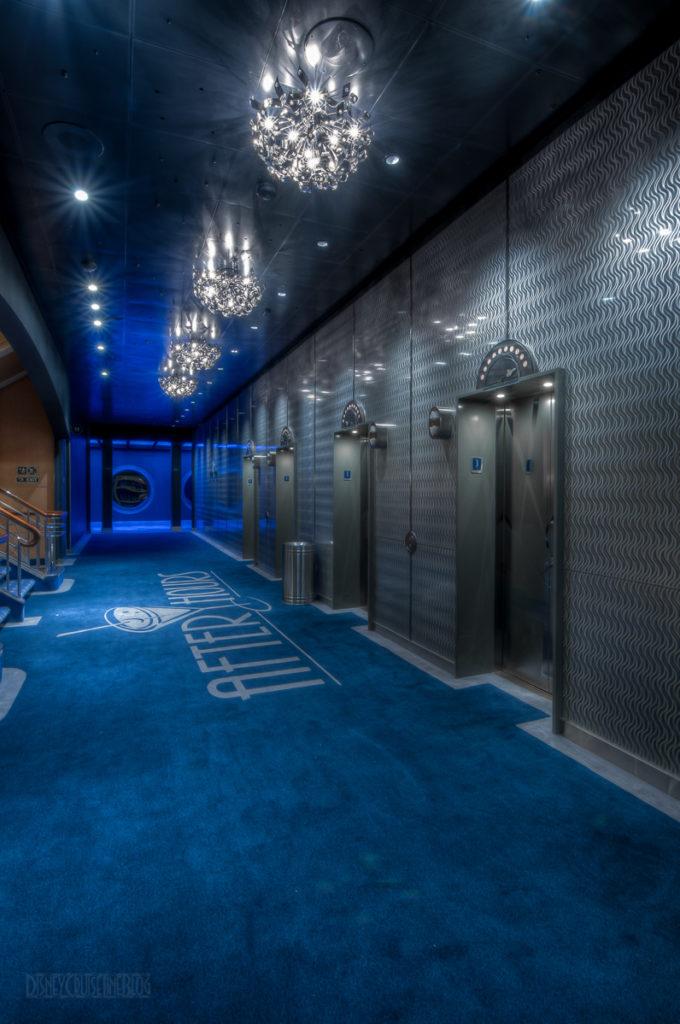Disney Magic After Hours Elevators