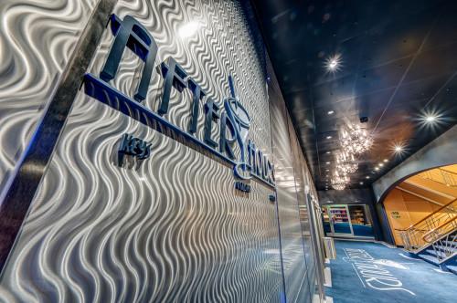 Disney Magic After Hours Elevators Sea Tressures