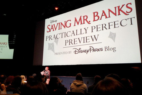 DPB Saving Mr Banks Practically Perfect Preview