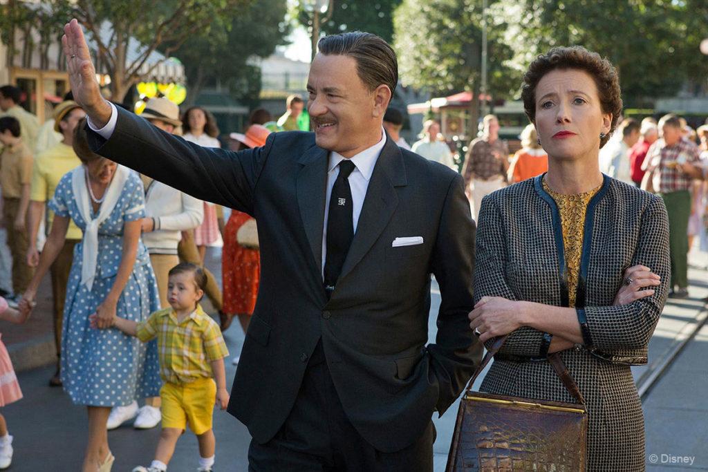 Saving Mr Banks Walt Pamela Disneyland