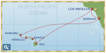 14 Night Hawaiian Cruise Disney Wonder