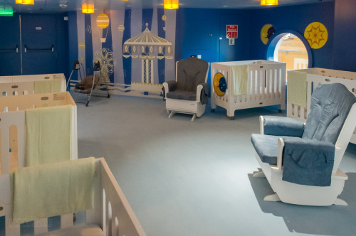 Re Imagined Disney Magic Its A Small World Nursery Cribs