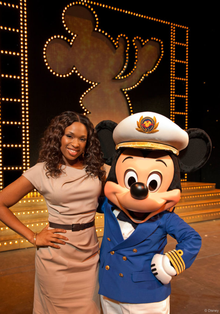 Disney Dream Godmother Jennifer Hudson