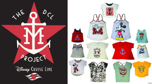 The DCL Project Merchandise