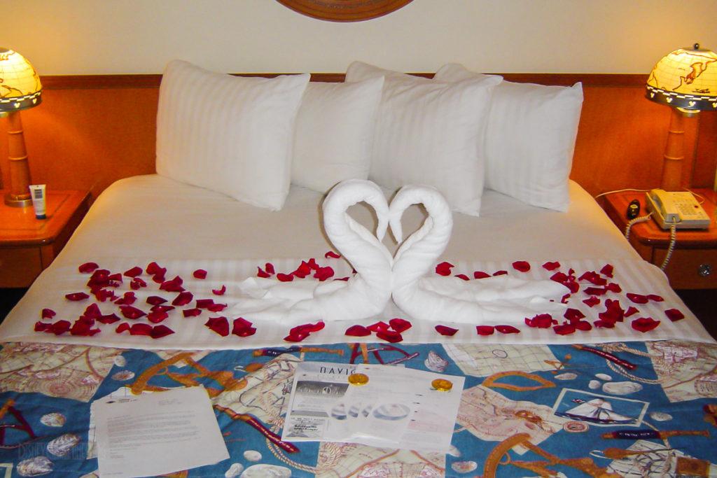 Disney Wonder Stateroom Honeymoon