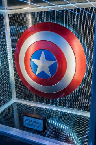 Disney Magic Marvel Avengers Academy Captain America's Shield